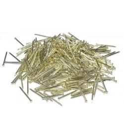 Top Başlı Altın Sarısı Filografi Çivisi 250 gram
