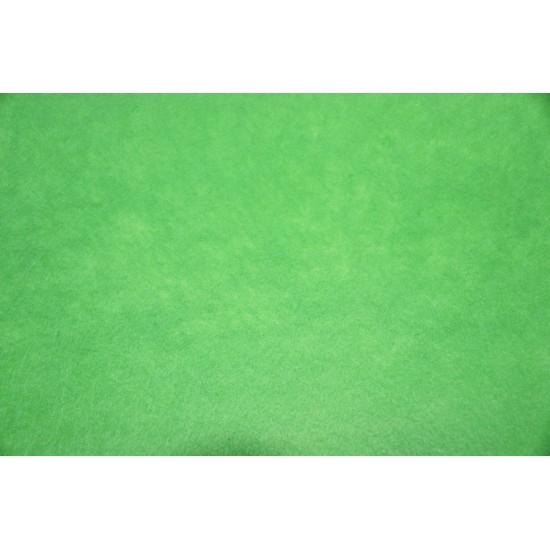 Keçe  - Açık Yeşil 50x50 1 mm