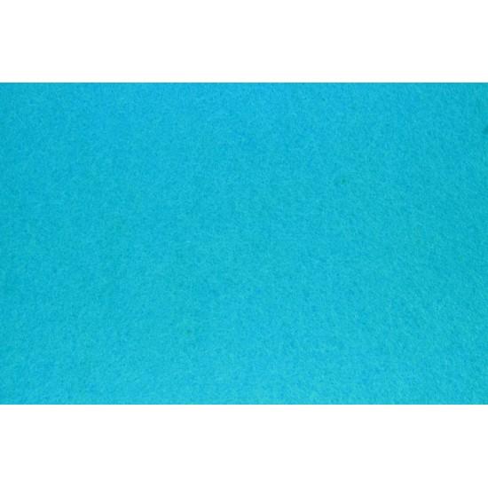 Keçe - Mavi 50x50 1 mm
