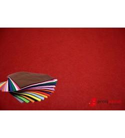 Keçe - Kırmızı  1 mm