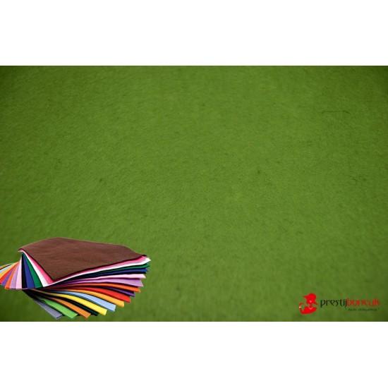 Keçe - Çimen Yeşili 3 mm