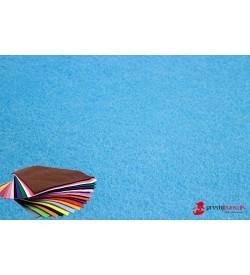 Keçe - Gök Mavisi 3mm