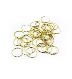 Altın  Rengi Halka 12 mm 50 gr