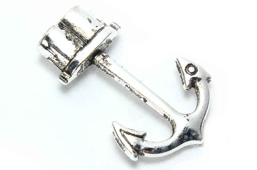 Gümüş Metal Çapa Aparatı