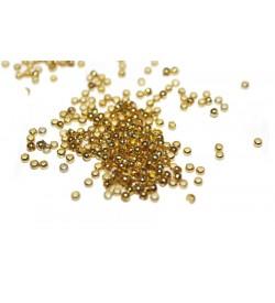 Altın Rengi Yuvarlak Bit 10 gram