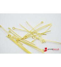 Sarı-Halkalı Çivi 40 mm