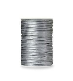 Floş İp Koyu Gümüş