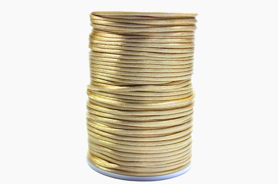 Floş İp Gold