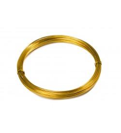 Altın Sarı Emaye Kaplı Bakır Tel 1 mm