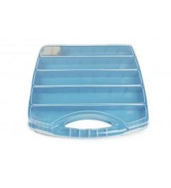 Mavi Plastik Boncuk ve Hobi Kutusu
