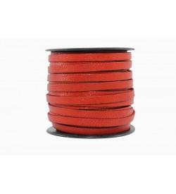 Keçi Derisi Kırmızı 5mm-1005