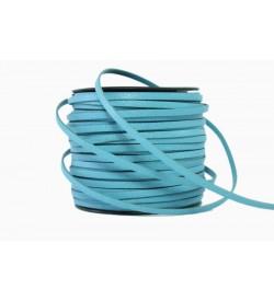 Keçi Derisi Mavi 3mm-1019