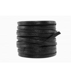 Keçi Derisi Siyah 5mm-1002