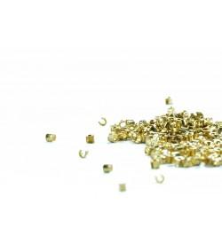 Altın Rengi Ağzı Açık Bit - 10gram