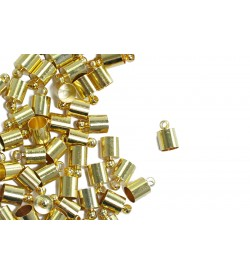 Altın Rengi Metal Püskül Başlığı