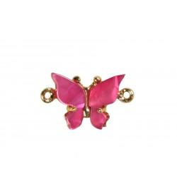 Sedef Taşlı Kelebek Bileklik Aparatı 5431