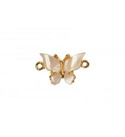 Sedef Taşlı Kelebek Bileklik Aparatı 5432
