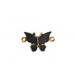 Sedef Taşlı Kelebek Bileklik Aparatı 5438