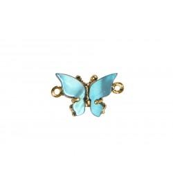 Sedef Taşlı Kelebek Bileklik Aparatı 5445