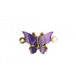 Sedef Taşlı Kelebek Bileklik Aparatı 5448
