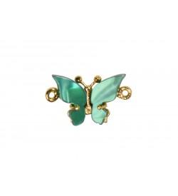 Sedef Taşlı Kelebek Bileklik Aparatı 5450