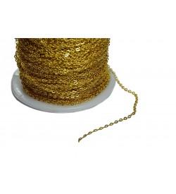 Altın Sarı Metal Zincir