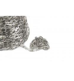 Gümüş Rengi Metal Zincir 02