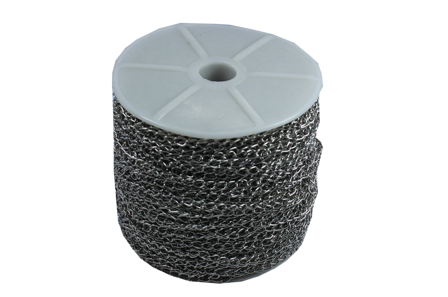 Gümüş Metal Takı Zinciri