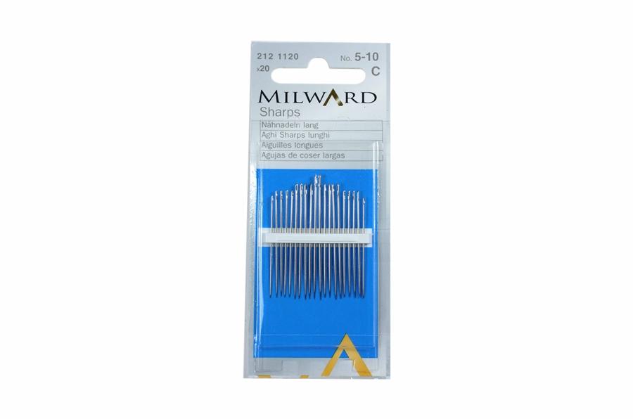 Milward Çelik Sivri Uçlu Dikiş İğnesi No:5-10