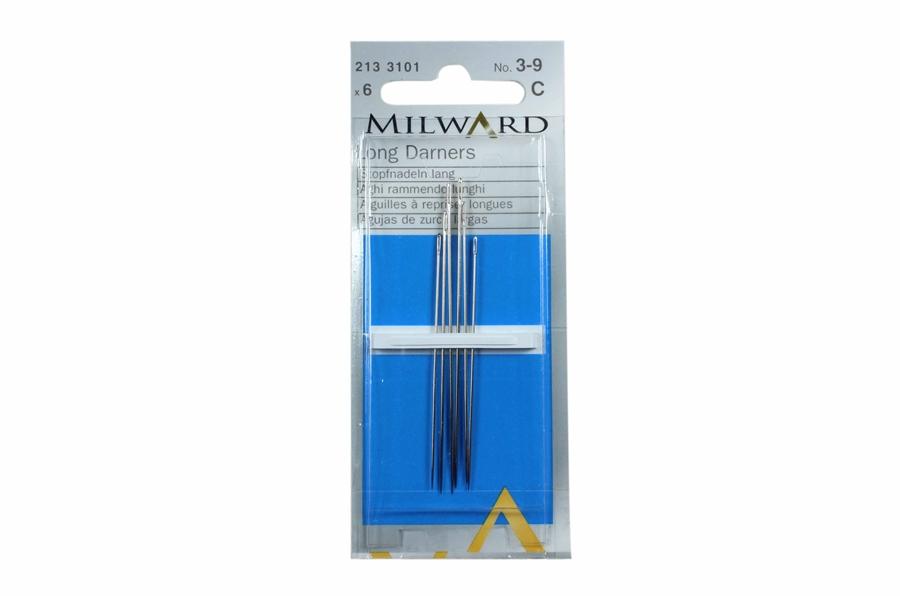 Milward Çelik Uzun Onarım İğnesi No:3-9