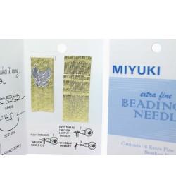 Miyuki Boncuk İğnesi 6'lı Set