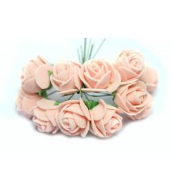 12'li Yavru Ağzı Rengi Çiçek Demeti