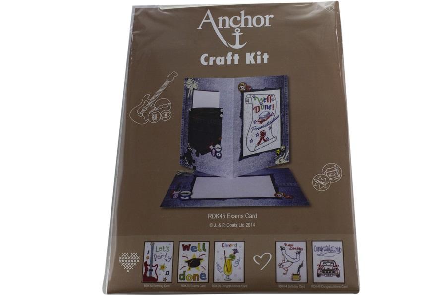 Anchor Hediye Kartı Etamin Seti -RDK45