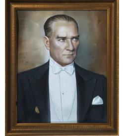 Atatürk Portre Goblen Seti