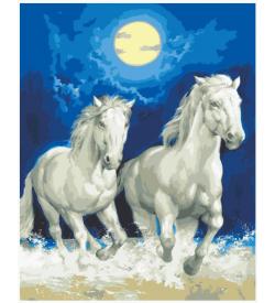 Beyaz Atlar Goblen Seti