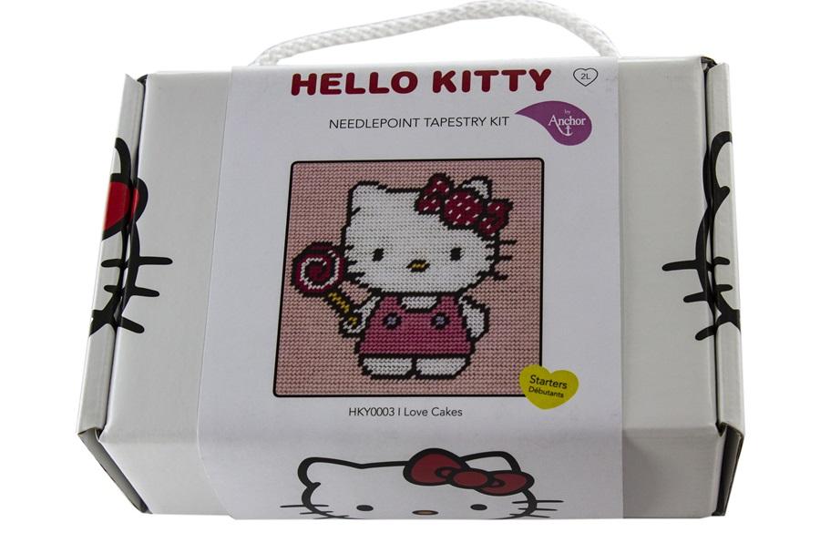 Hello Kıtty Goblen Set -HKY0003