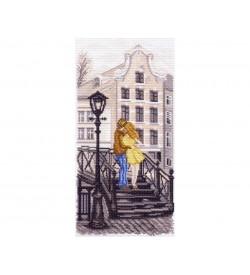 Colection D'art Kanaviçe Seti Amsterdam PA1515