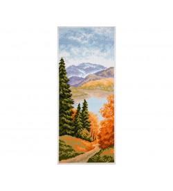 Colection D'art Kanaviçe Seti Dağ Gölü PA0865