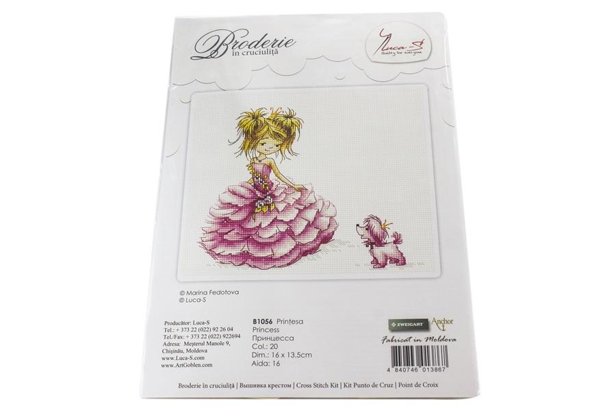 Prenses Nakış Seti -B1056