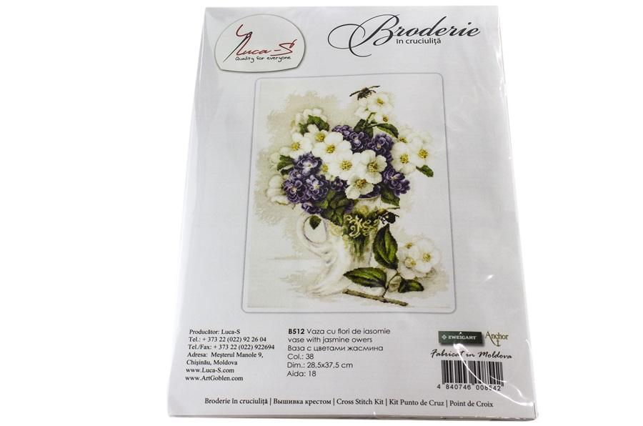 Yasemin Çiçeği Nakış Seti -B512