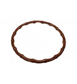 Bambu Çanta Sapı Çifti - 21/19cm