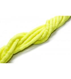 Canlı Sarı Fimo Boncuk Dizisi