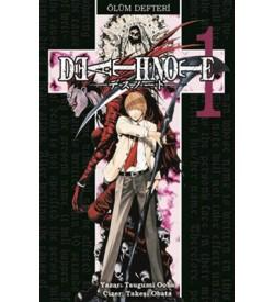 Death Note - Ölüm Defteri 1 Tsugumi Ooba Akılçelen Kitaplar