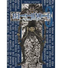 Death Note - Ölüm Defteri 3 Tsugumi Ooba Akılçelen Kitaplar