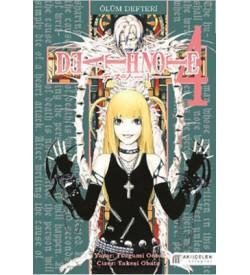 Death Note - Ölüm Defteri 4 Tsugumi Ooba Akılçelen Kitaplar