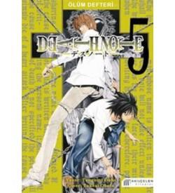 Death Note - Ölüm Defteri 5 Tsugumi Ooba  Akılçelen Kitaplar