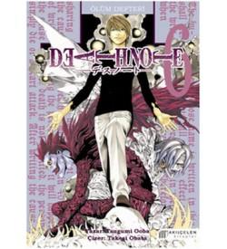Death Note - Ölüm Defteri 6 Tsugumi Ooba Akılçelen Kitaplar