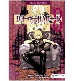 Death Note - Ölüm Defteri 8 Tsugumi Ooba Akılçelen Kitaplar
