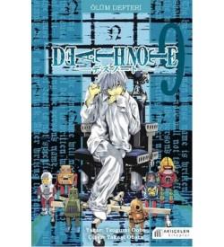 Death Note - Ölüm Defteri 9 Tsugumi Ooba Akılçelen Kitaplar