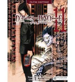 Death Note - Ölüm Defteri 11 Tsugumi Ooba Akılçelen Kitaplar